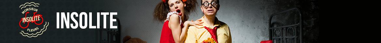 Monsieur Fleurs aime  vous offrir des trucs insolites, des idées cadeaux ou des inspirations pour toutes les situations