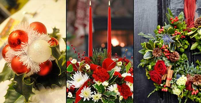 noel rouge or monsieur fleurs le blog offrez des fleurs diff remment. Black Bedroom Furniture Sets. Home Design Ideas